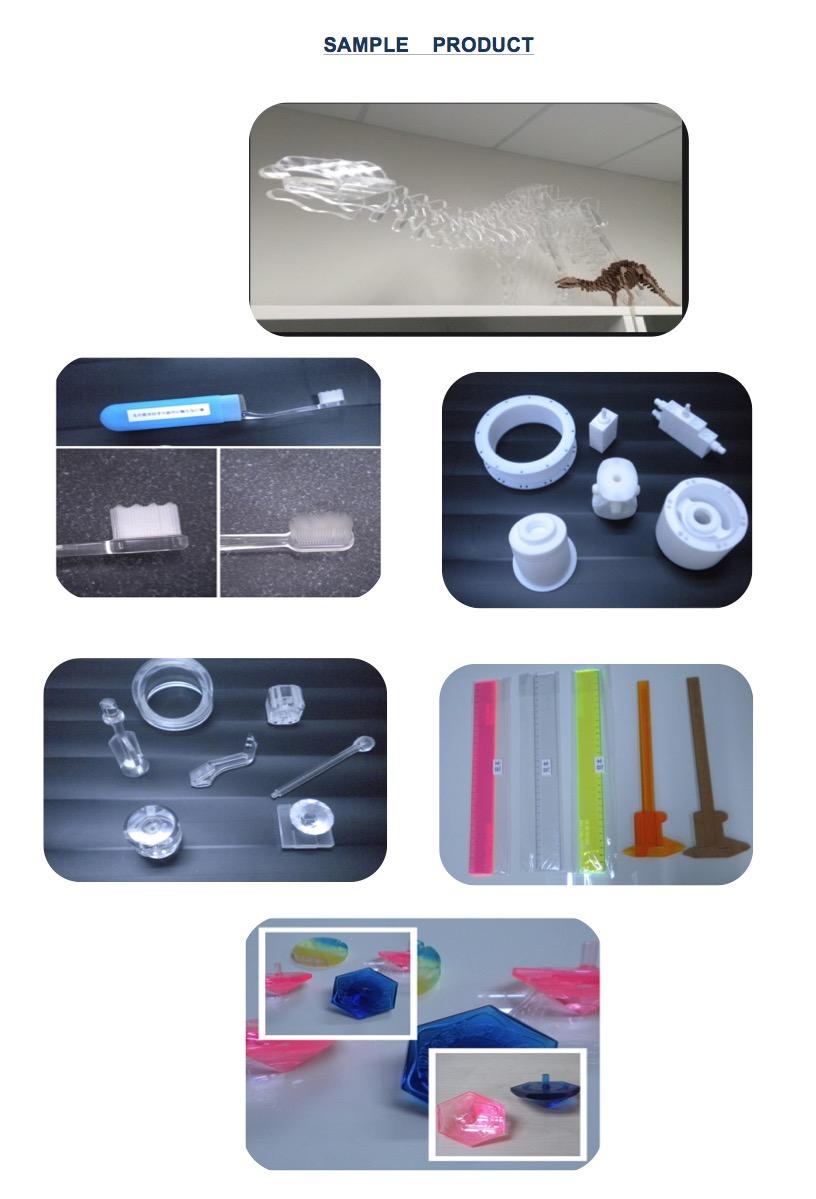 タイのプラスチック加工 切削 樹脂